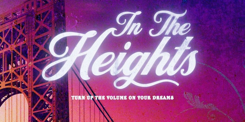 In the Heights movie logo